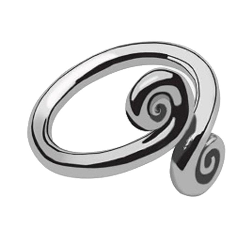Lilly Stainless Steel Napkin Ring