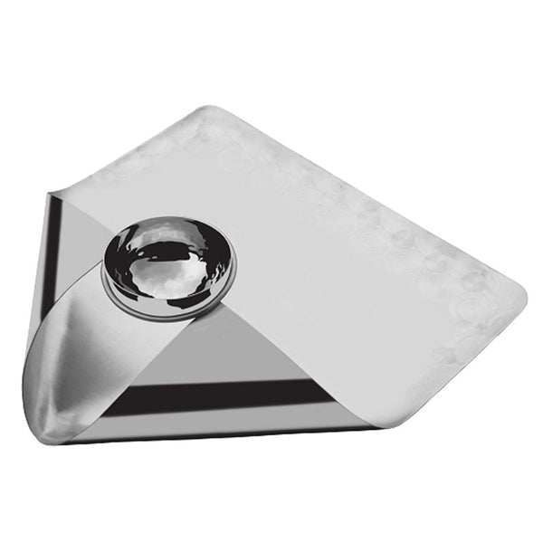 Chip N Dip Stainless Steel Platter
