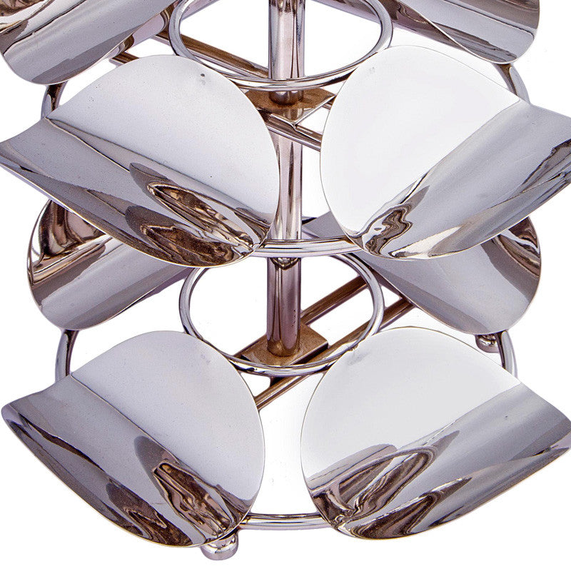 Stainless Steel Hand Towel Stand - 3 Tier
