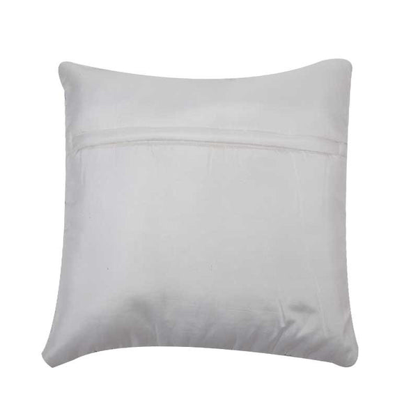 Abraham and Thakore Sequin garden cushion cover