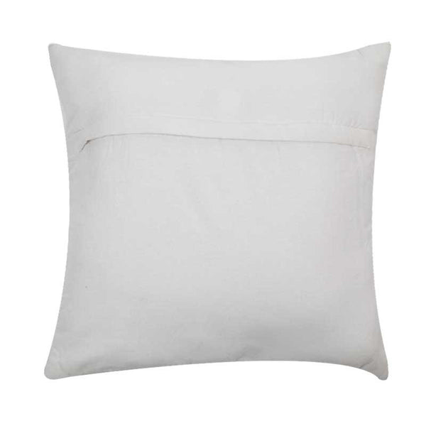 Abraham and Thakore Embroidered fantasy cushion cover