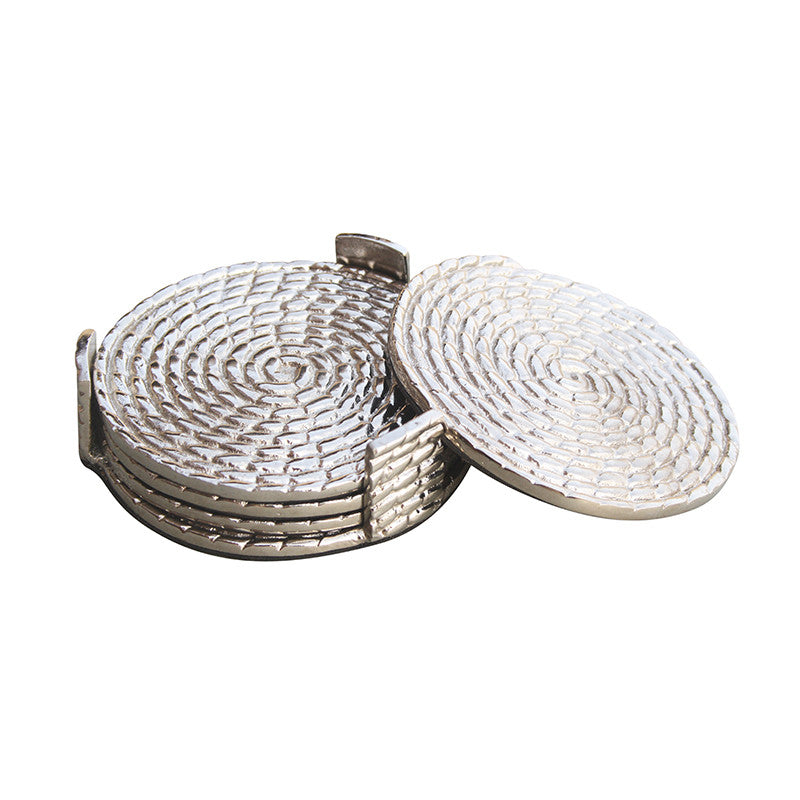 Rope Stainless Steel Coaster