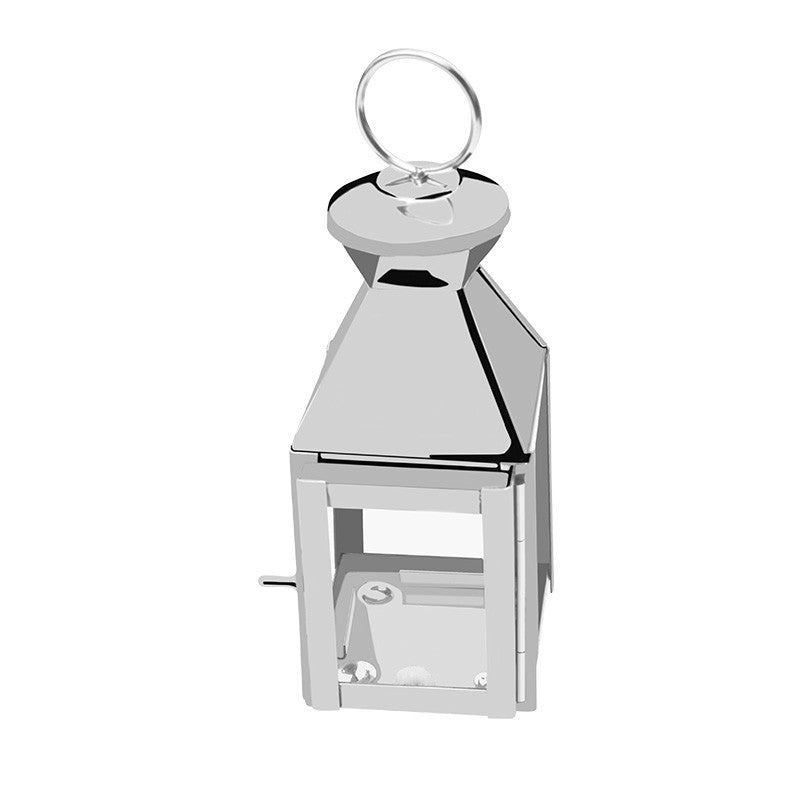 Stainless Steel Lantern-S