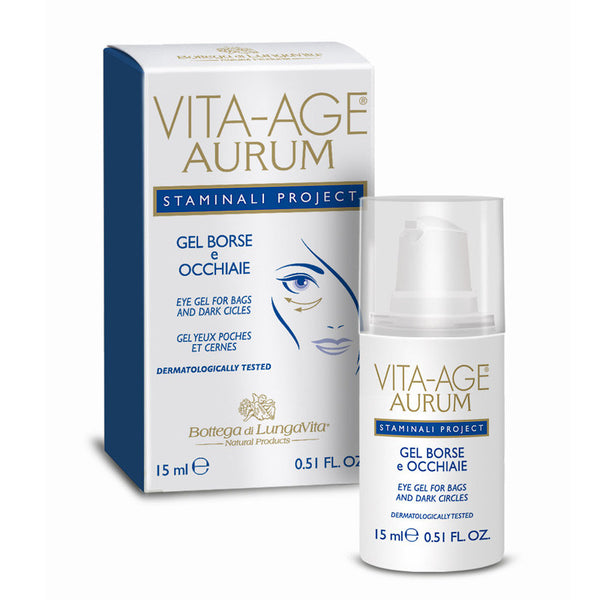 Vita-Age Aurum Eye Gel For Bags And Dark Circles
