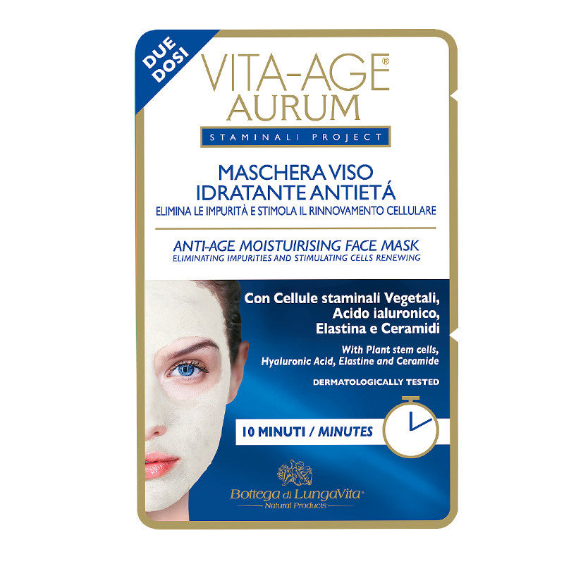 Vita-Age Aurum Anti-Age Moisturizing Face Mask