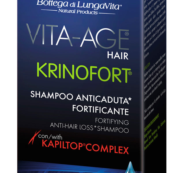 Vita-Age Hair Krinofort Fortifying Anti Hair-Loss Shampoo