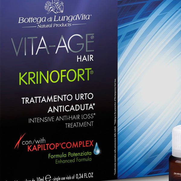 Vita-Age Hair Krinofort Intensive Anti Hair-Loss Treatment