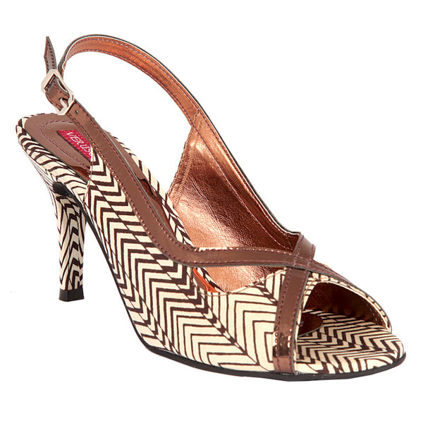 Fabulloso Casablanca Brown sandals