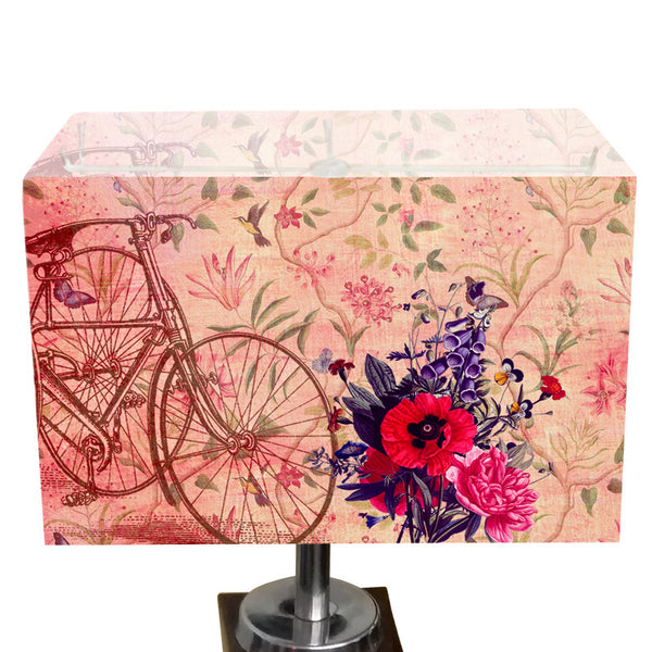 Leaf Designs Cycle Lamp Shade