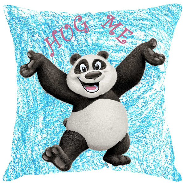 Leaf Designs Hug Me Cushion Cover