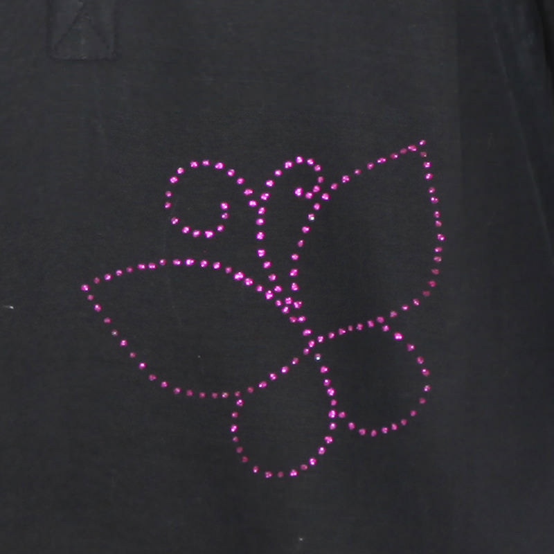 Night of the butterfly shirt