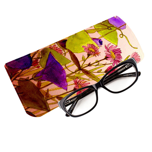 Leaf Designs Spectacle Case