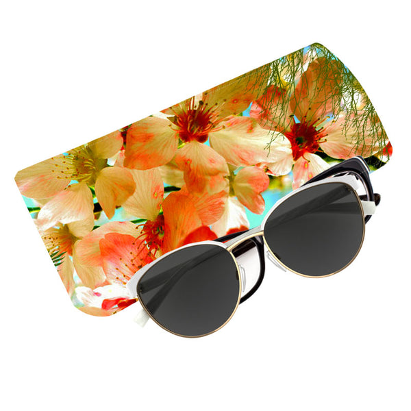Fabulloso Lemon Floral Spectacle Case