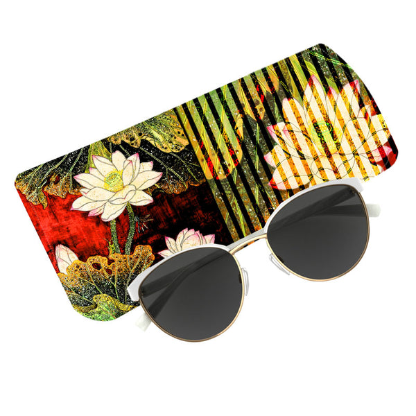 Fabulloso Ivory Lotus Spectacle Case