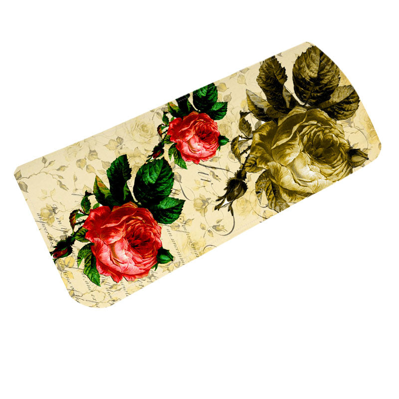 Fabulloso Red Rose Spectacle Case