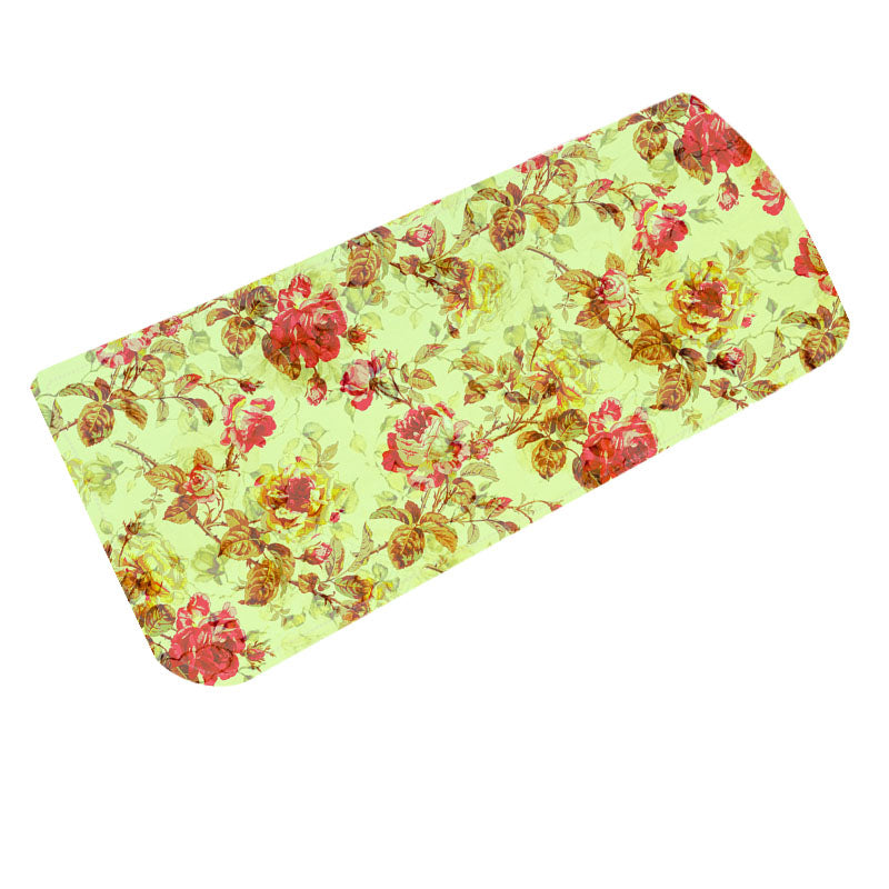 Fabulloso Orange Rose Spectacle Case