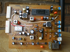 Fostex circuit boards and parts for machines