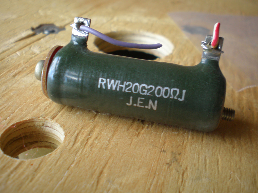 200 ohm wirewound rheostat variable resistor