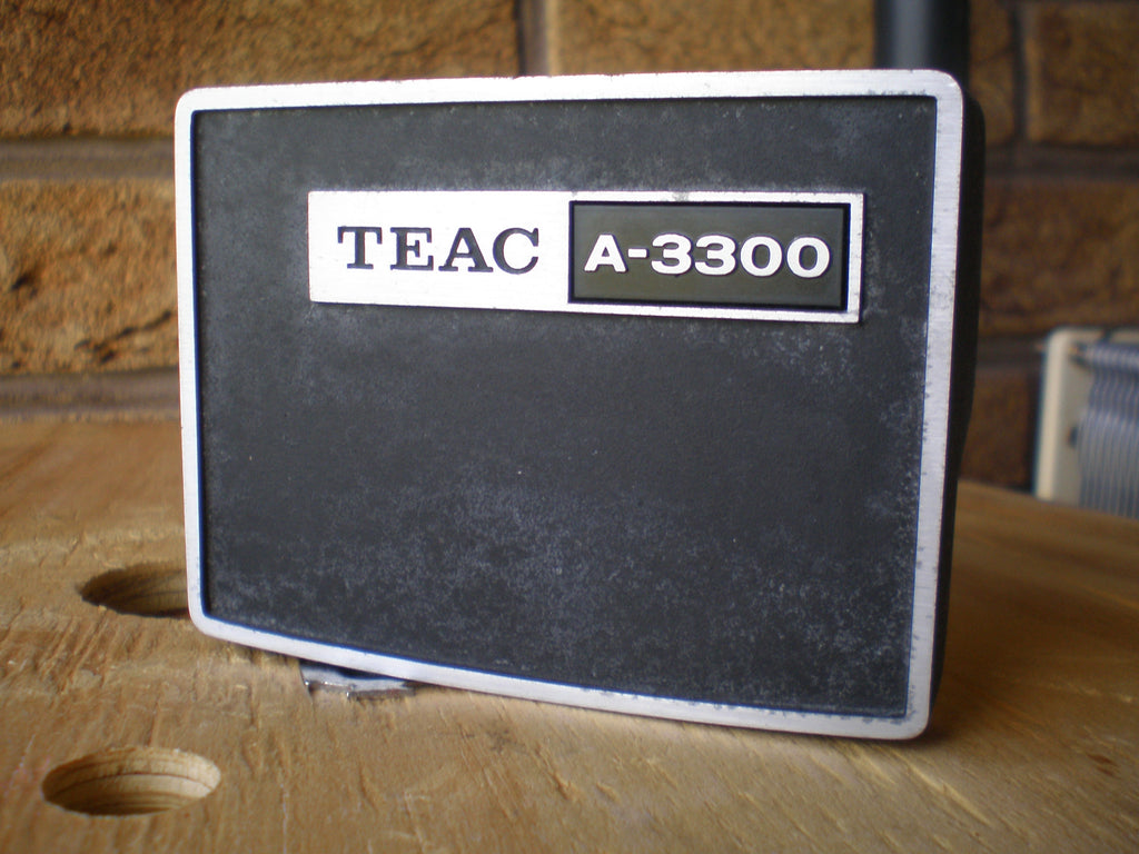 Teac A3300 front head cover