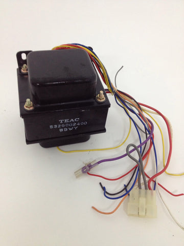 Tascam 22-2 22-4 X-3 Mains transformer 5320002400