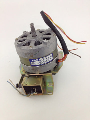TEAC A3440 reel to reel take up motor EM1475 with solenoid and brake