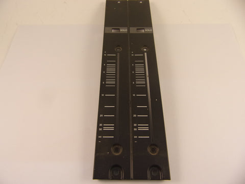 Fostex 812 mixer Group to L R panel