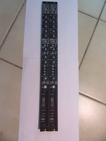 Fostex 812 input channel panel