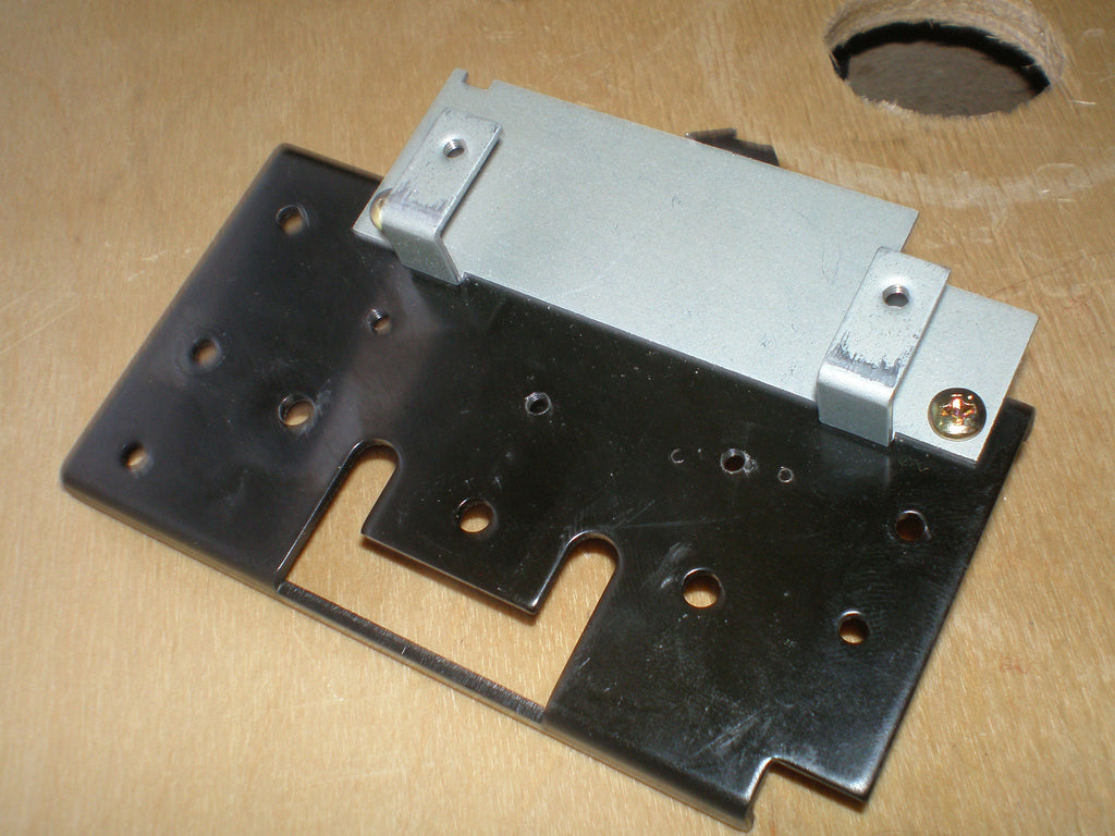 Tascam TSR8 head block plate