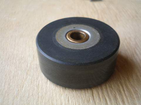 Fostex A-4 A-8 pinch wheels 1/4 inch for refurbishment 5mm hole