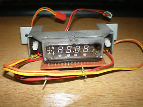 Tascam 38 and 30 series display tape counter LED
