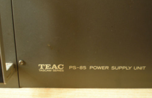 Teac Tascam PS-85 85-16 power supply