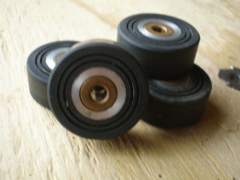 Teac Tascam Pinch wheels 5014175100 1/4 inch for refurbishment