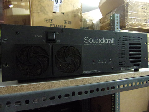 Soundcraft CPS-800 power supply
