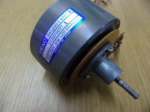 EM1460 Teac Motor  32-2B and others