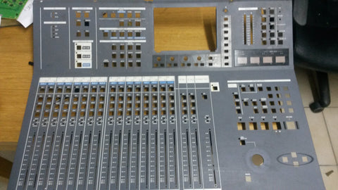 Tascam TM-D4000 front panel