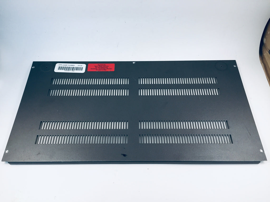 Tascam 22-4 rear Grill panel