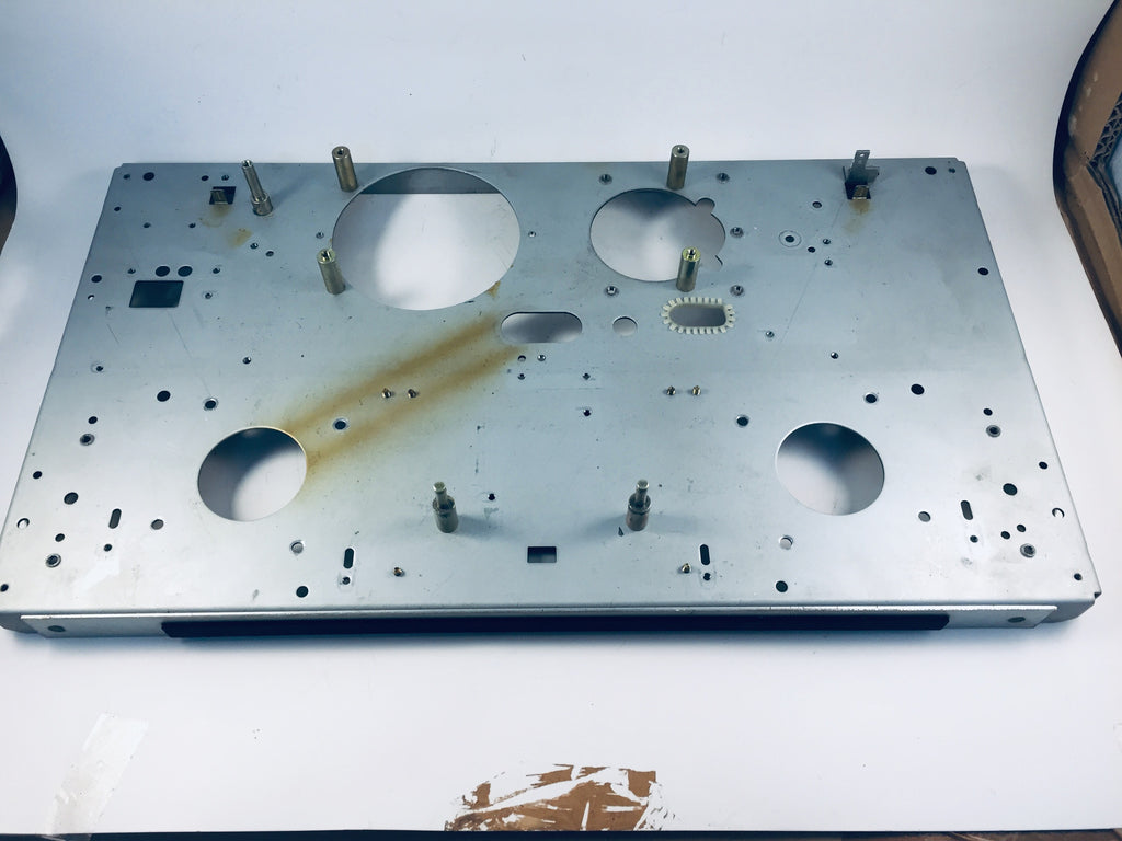 Tascam 22-2 Main front internal panel