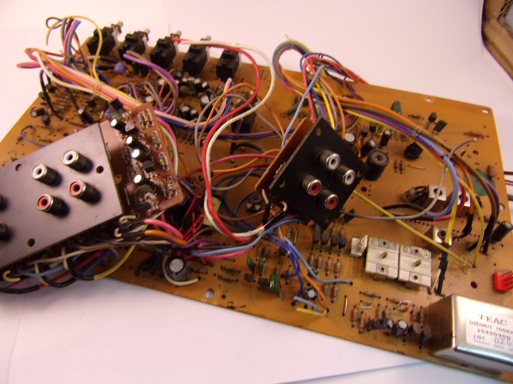 Teac 32-2B and others rec and play amp pcb-111 5210007300