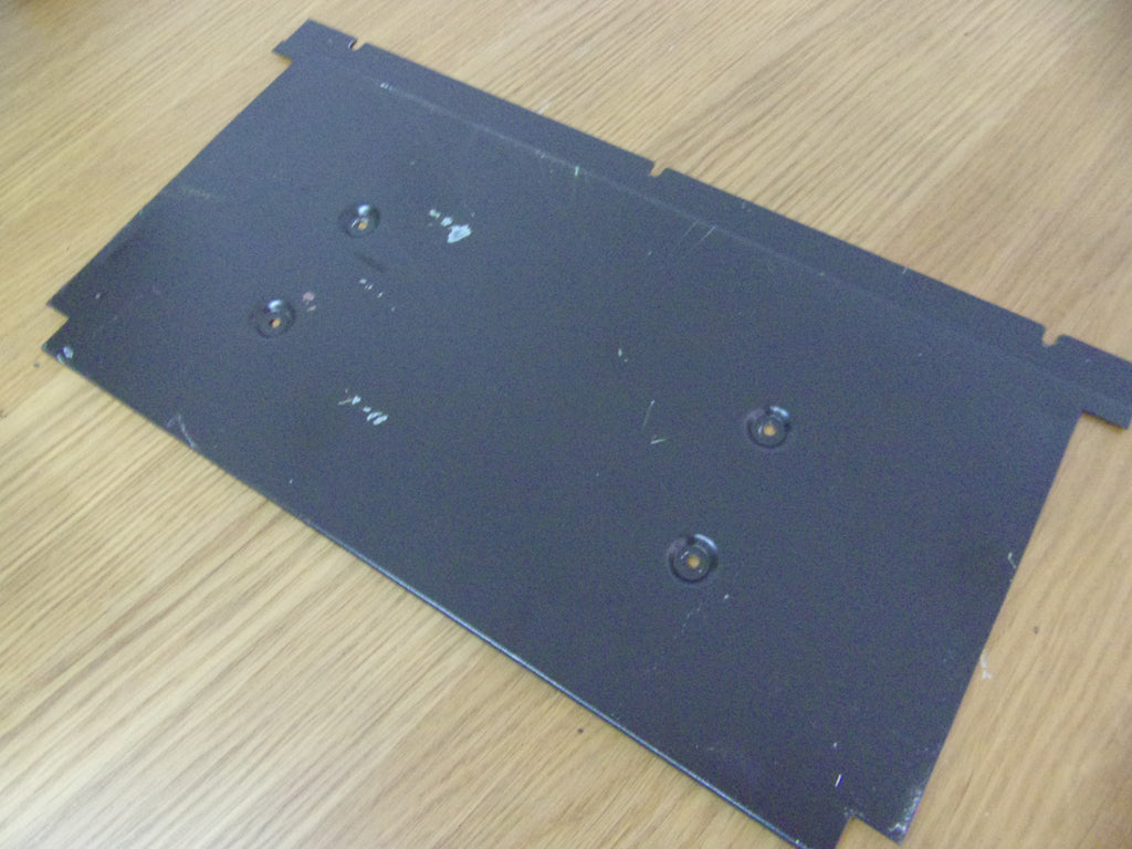 Tascam 58 bottom panel