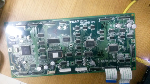 TEAC TM-D4000 CPU PANEL 91552660-00 1.13 VERSION