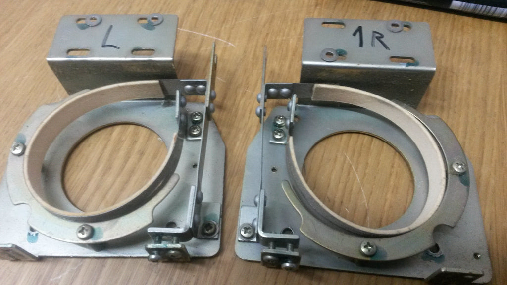 Teac A3340 and many others Brake bands and mountings left and right