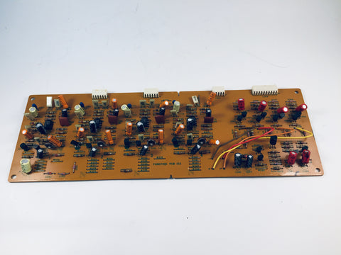 Tascam 22-4 function pcb 102 5210011400 52100114-00