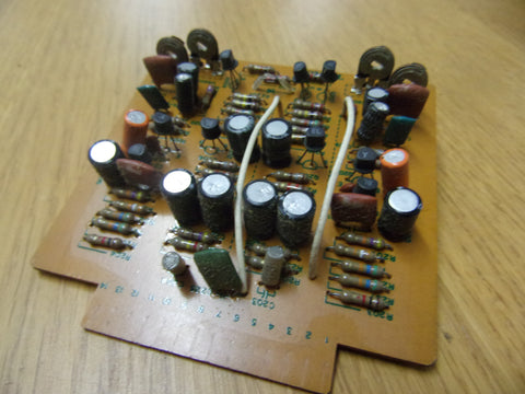 Teac A-5300 A-5500 play eq amp pcb 51670071