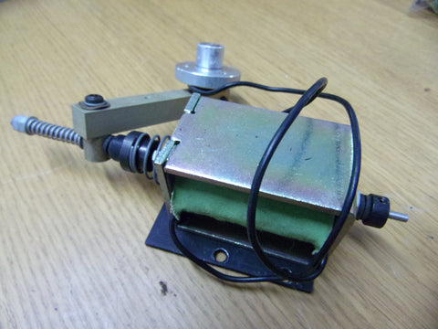 Soundcraft 760 24 volt solenoid and arm
