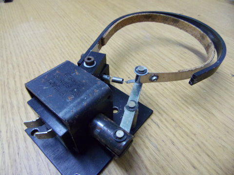 Soundcraft 760 brake solenoid and band