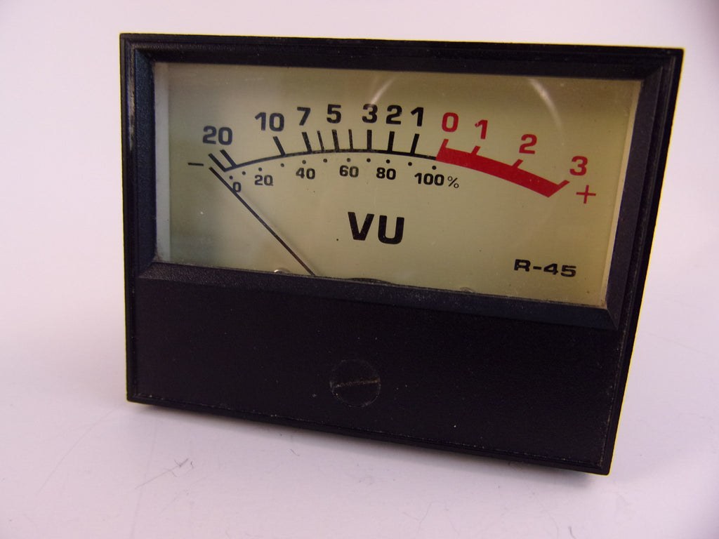 Soundcraft 2400 channel VU meters Componex 082-024 R-45