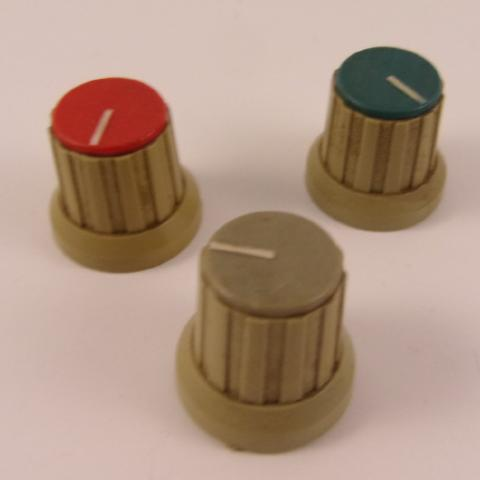 Allen Heath System 8 knob in various colours