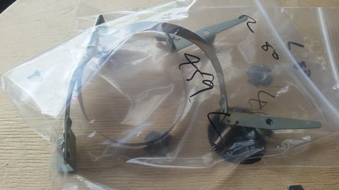 Fostex Model 80 A4 brake bands