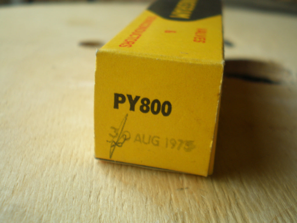 PY800 Valve used in old tape recorders