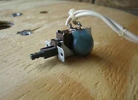 Tascam 32 34 34-B 38 and others mains power switch
